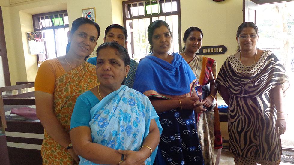 Staff | Alleppey | Kerala | India